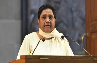 Sadhana Singh, BJP's UP lawmaker, expresses regret over her controversial remarks against Mayawati