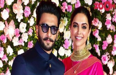 Ranveer Singh receives a video call from wife Deepika Padukone during an interview and here's what she said