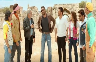 Total Dhamaal trailer: Ajay Devgn starrer will take you on a wild adventure, watch VIDEO