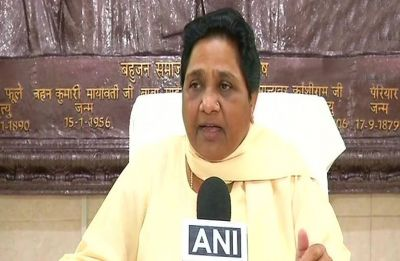 Mayawati demands use of ballot papers in Lok Sabha elections amid EVM hacking claims