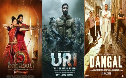 Uri: The Surgical Strike dethrones Prabhas starrer Baahubali
