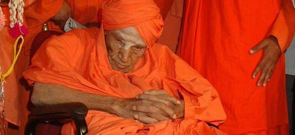 Dr Shivakumara Swami, head seer of the Sree Siddaganga Mutt, died yesterday