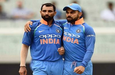 Mohammed Shami achieves a special century in Napier ODI against New Zealand