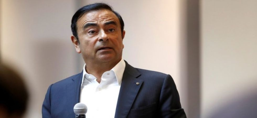 Carlos Ghosn to be replaced as CEO tomorrow./ Image: Twitter