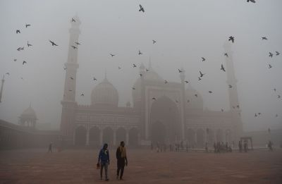 Delhi: As rain subsides, air pollution in national capital on rise again