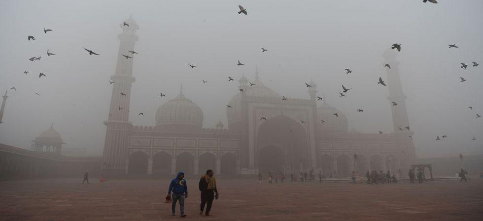 Delhi: As rain subsides, air pollution in national capital on rise again (File Photo)