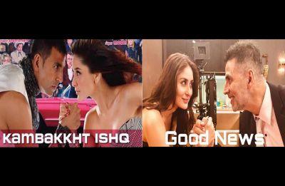 10 Year Challenge: Akshay Kumar kicks off 'Good News' shoot with Kareena Kapoor in a unique way
