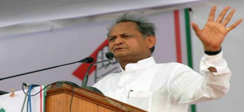 Ashok Gehlot also announced waiving all overdue loans of farmers from land development bank and central cooperative banks. (File Photo: PTI)