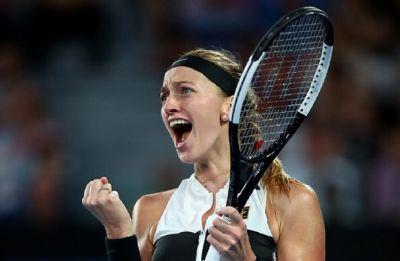 Australian Open: Petra Kvitova completes brave journey after career threatening knife attack