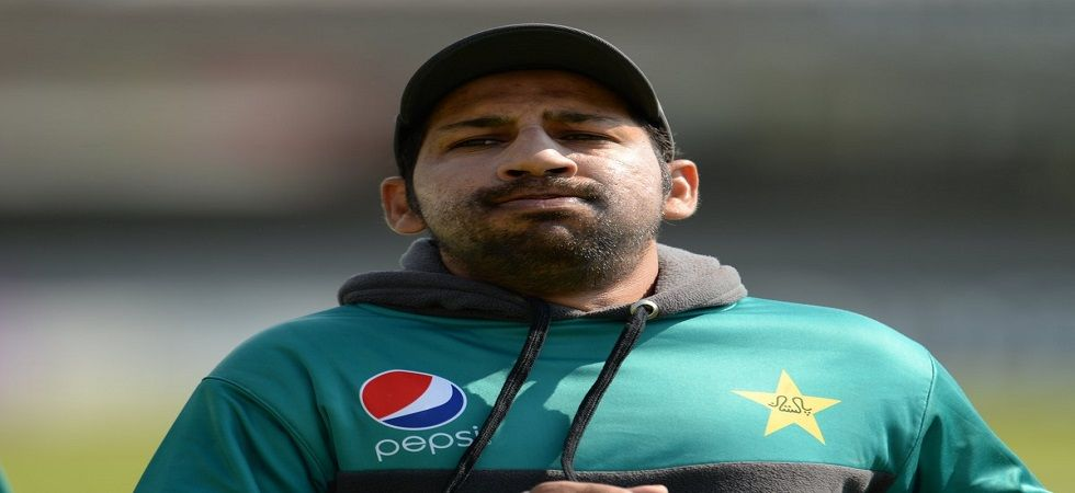 Sarfraz Ahmed allegedly sledged Andile Phehlukwayo in a 'racist' manner during the Durban ODI. (Image credit: Twitter)