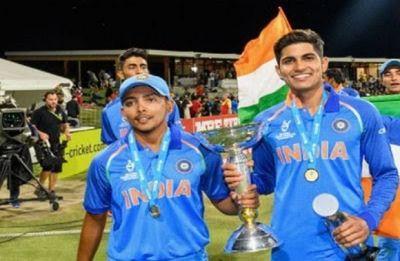 Shubman Gill, Prithvi Shaw presence shows India bench strength: Shikhar Dhawan