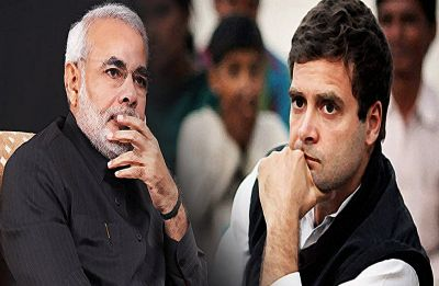 Modi has a massive lead over Rahul Gandhi for PM's post in Rajasthan: News Nation Opinion Poll