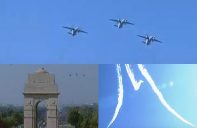 Missed Republic Day parade? Here's what happened on Rajpath – R-Day highlights