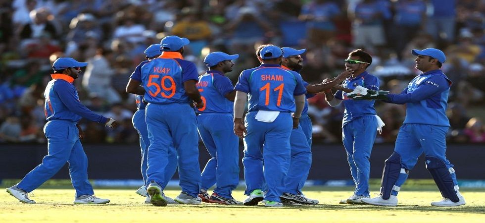 India secured a 90-run win at the Bay Oval as Virat Kohli's side took a 2-0 lead in the five-match series. (Image credit: Twitter)