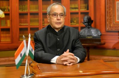 Pranab Mukherjee conferred Bharat Ratna as he visited RSS headquarters, claims JD-S leader