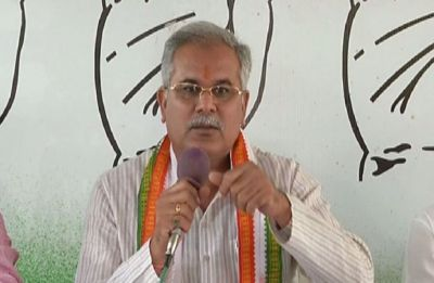 Chhattisgarh government to withdraw 'political cases' filed under BJP rule