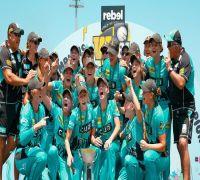 Women's Big Bash League: Brisbane Heat end Sydney dominance, beat Sixers in tense final
