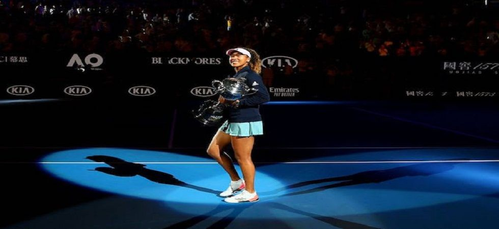 Naomi Osaka, at 21 years and 104 days old, is the youngest world number one after Caroline Wozniacki. (Image credit: Twitter)