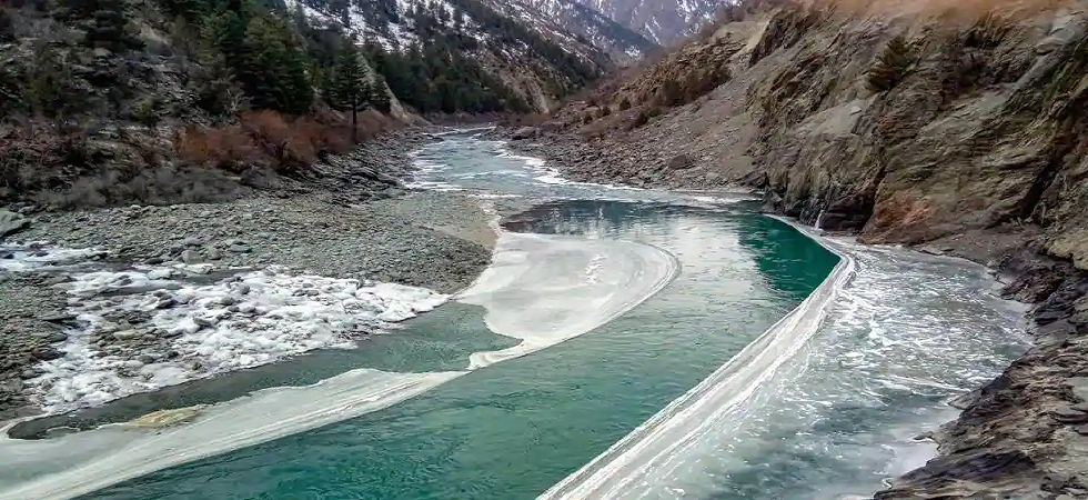 Indus Water Treaty: Pak delegation arrives in India to inspect Chenab river basin (File Photo)