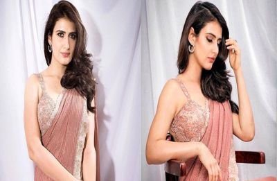 Fatima Sana Shaikh to don a saree for the first time on screen for Anurag Basu's next