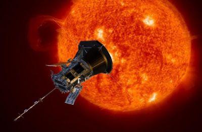 NASA's Parker solar probe begins second orbit of Sun in April