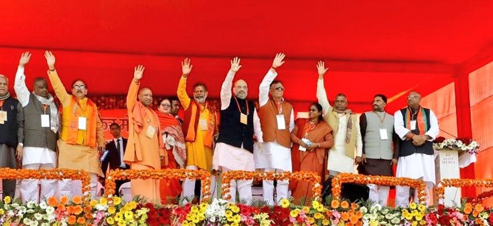 Those who are forming an alliance have four Bs -- 'bua' (aunt), 'bhatija' (nephew), 'bhai' (brother) and 'behen' (sister),