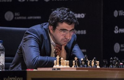 Vladimir Kramnik, former world chess champion, retires from sport at age 43