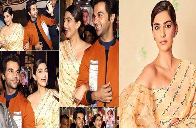 Sonam Kapoor, Rajkumar Rao and others grace the special screening of  Ek Ladki Ko Dekha Toh Aisa Laga