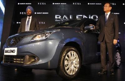 Baleno to be sold under Toyota's badge from second half of 2019