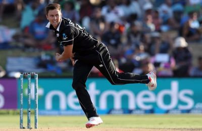 Trent Boult 5/21 rips Indian batting apart in Hamilton ODI