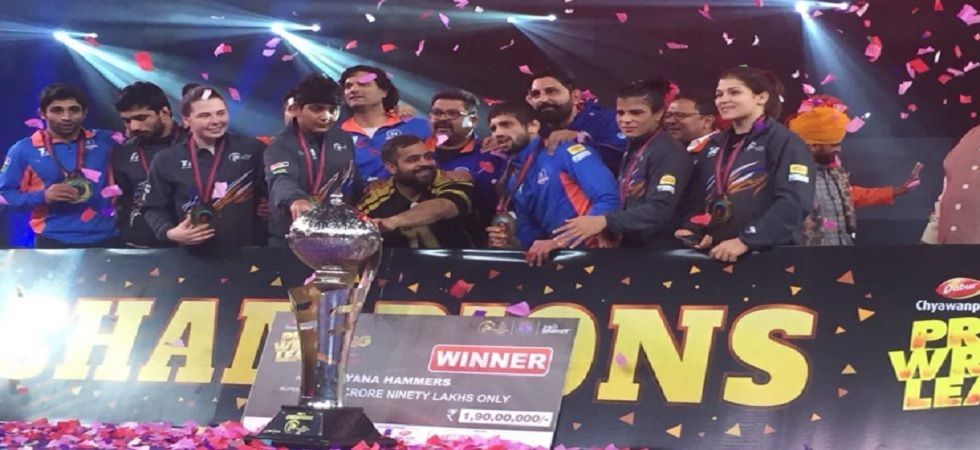 Haryana Hammers beat Punjab Royals to win title (Twitter)