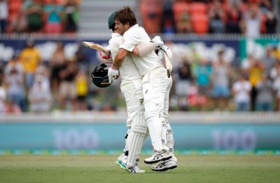 Australia avoid 136-year low, Travis Head and Joe Burns slam centuries vs Sri Lanka