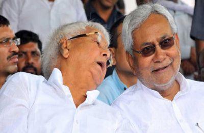 Nitish Kumar says Interim Budget 'positive', Lalu Prasad terms it 'basket of lies'