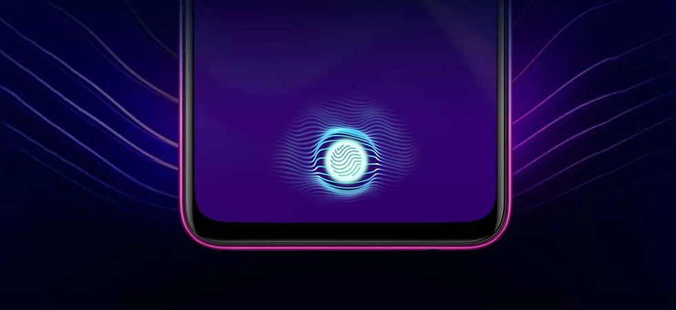Oppo K1 with 'In-Display' fingerprint sensor to launch on February 6 (Image credit: