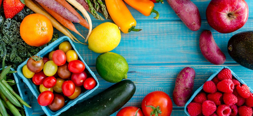 Fruits, veggies may lower early death risk in dialysis patients./ Image: Twitter