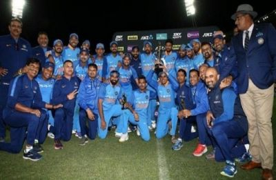 'How's the Josh? High sir' – India cricket team belts out line from Uri: The Surgical Strike after win