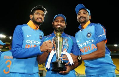 Wanted to bat in tough conditions to prepare for 2019 ICC Cricket World Cup: Rohit Sharma