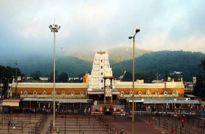 Police suspect involvement of priests in Tirupati temple crowns theft