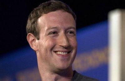 Facebook boss Mark Zuckerberg sees 'positive' force of social media giant despite firestorm