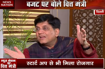 NN Exclusive   Piyush Goyal says Mamata Banerjee scared of CBI investigation, Modi's popularity in Bengal