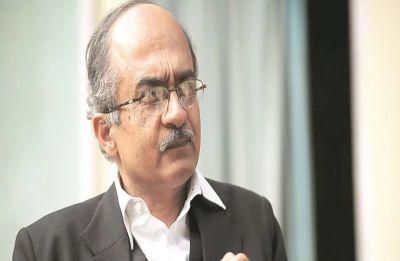 Centre moves Supreme Court seeking initiation of contempt proceedings against Prashant Bhushan