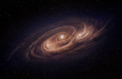 First 3D map of Milky Way reveals warped galaxy