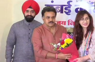 Shilpa Shinde, Bigg Boss winner, joins Congress ahead of Lok Sabha polls