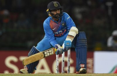 Wellington T20I: Dinesh Karthik's special catch off Daryl Mitchell lights up social media
