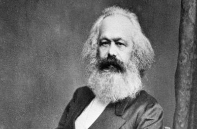 Tomb of Karl Marx vandalised in London