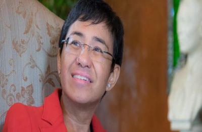 Philippines' Maria Ressa, Time Magazine's 2018 'Person of the Year', faces 12 years jail