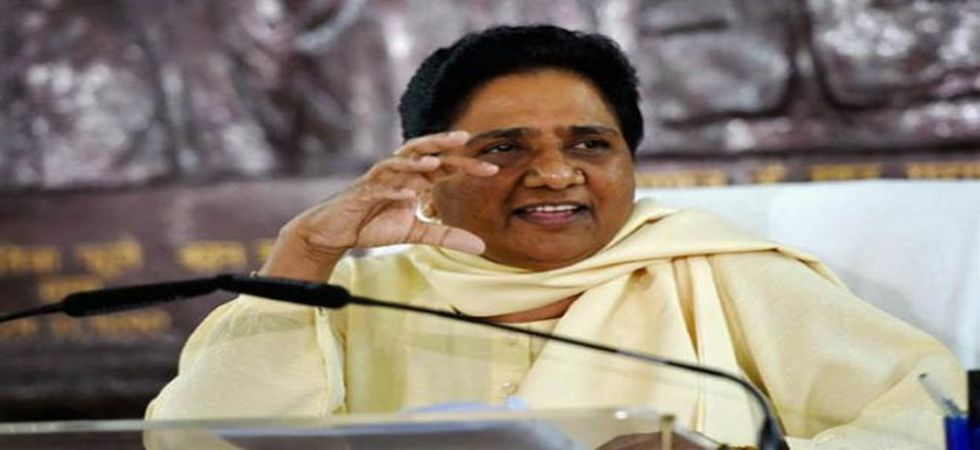 The first post from Mayawati's twitter account was tweeted on January 22 and she has been regularly sharing press releases on it since then. (File Photo: PTI)