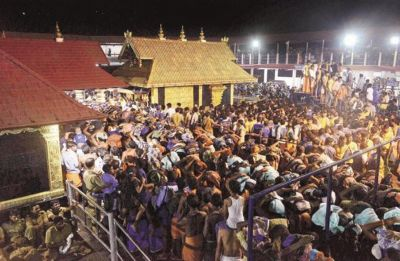 Sabarimala Verdict: Supreme Court begins hearing review petitions