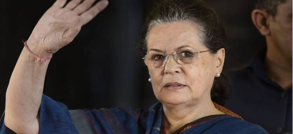 UPA chairperson Sonia Gandhi was present in the Lok Sabha today