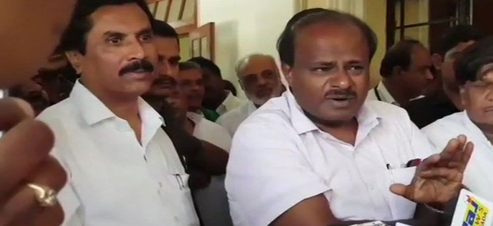 There seems no end to the troubles of the Janata Dal (Secular) (JD-S)-Congress coalition government in Karnataka. (File photo)